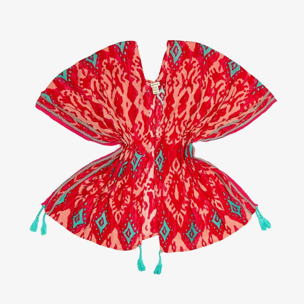 Kimono rojo kelly