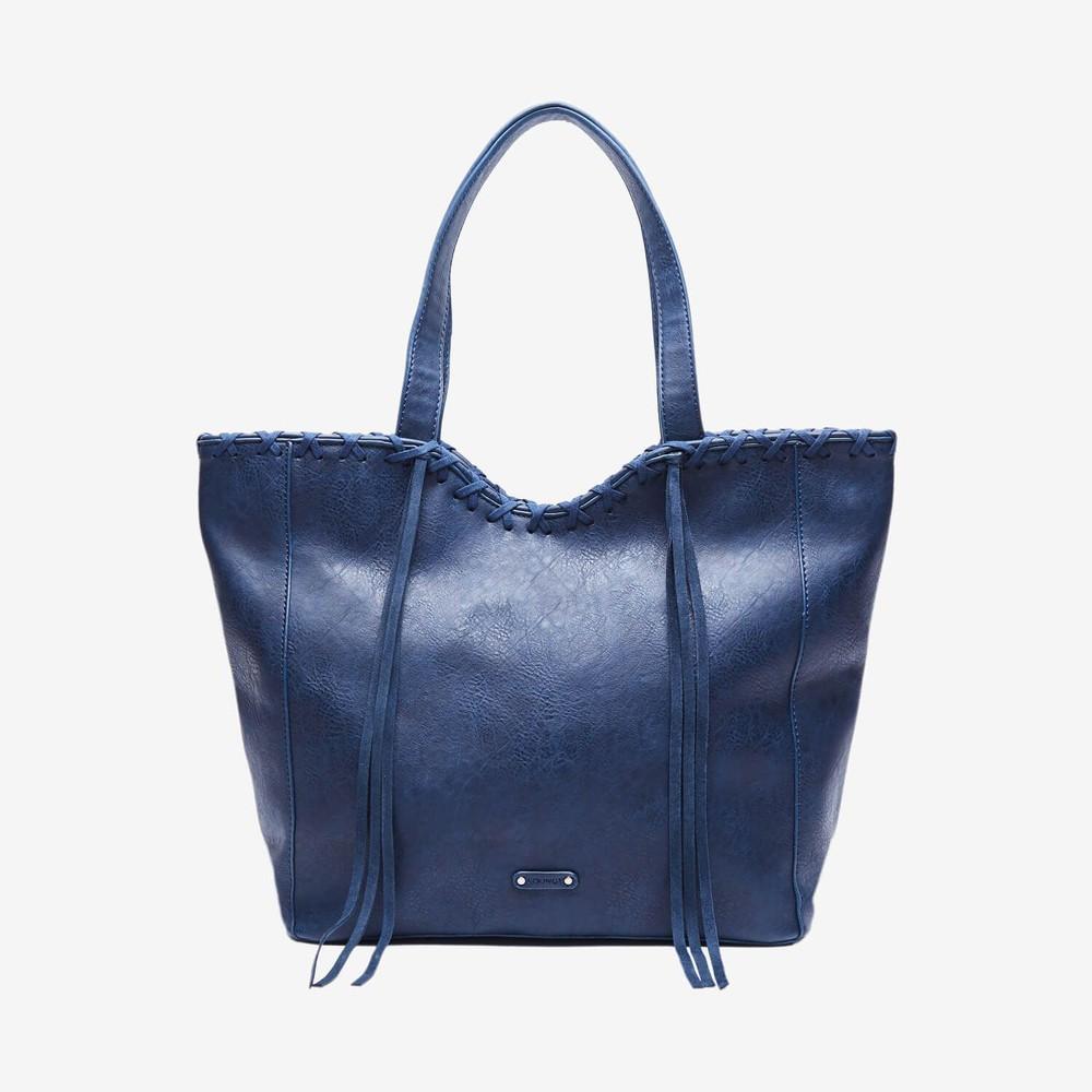 Cartera julieta azul