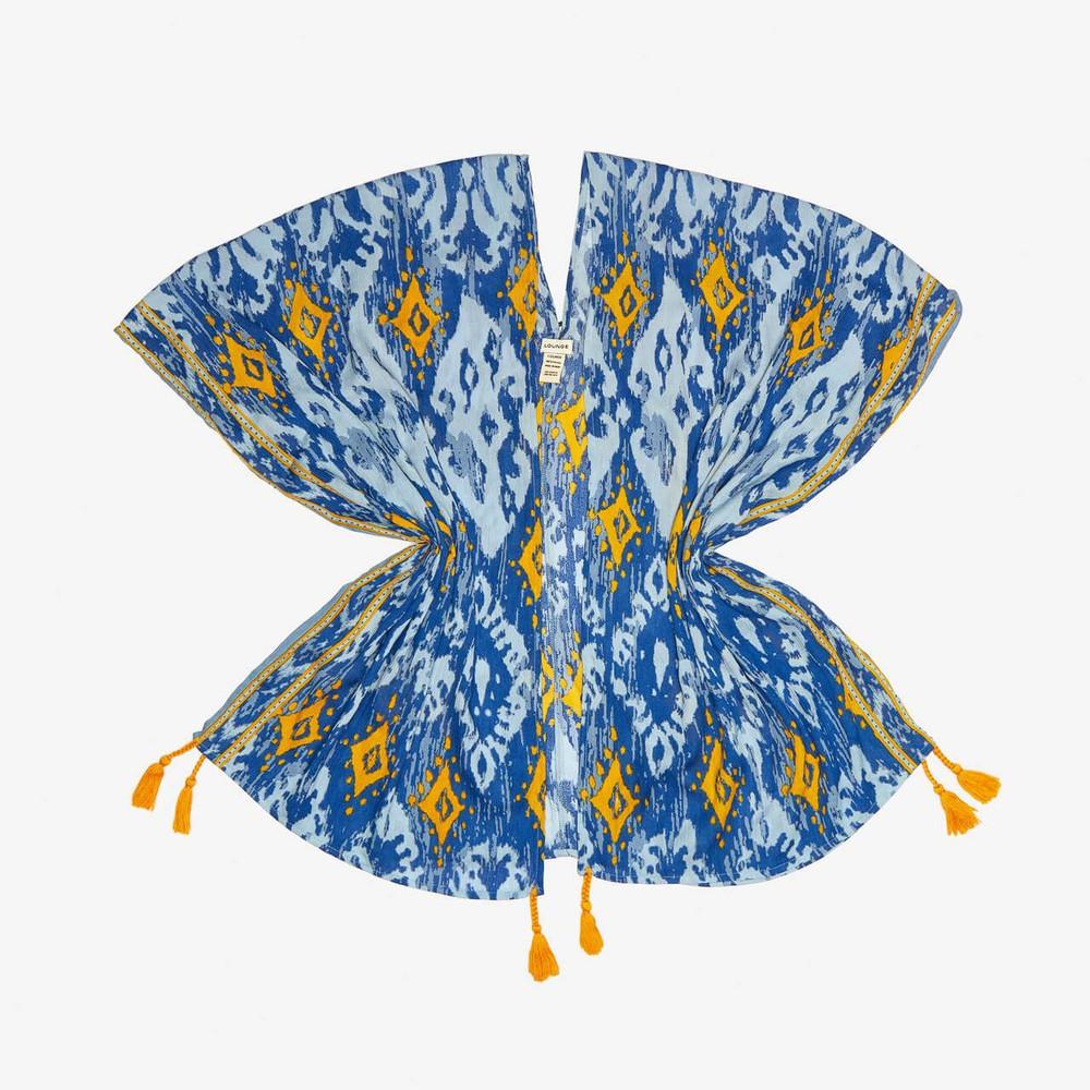 Kimono azul luisiana