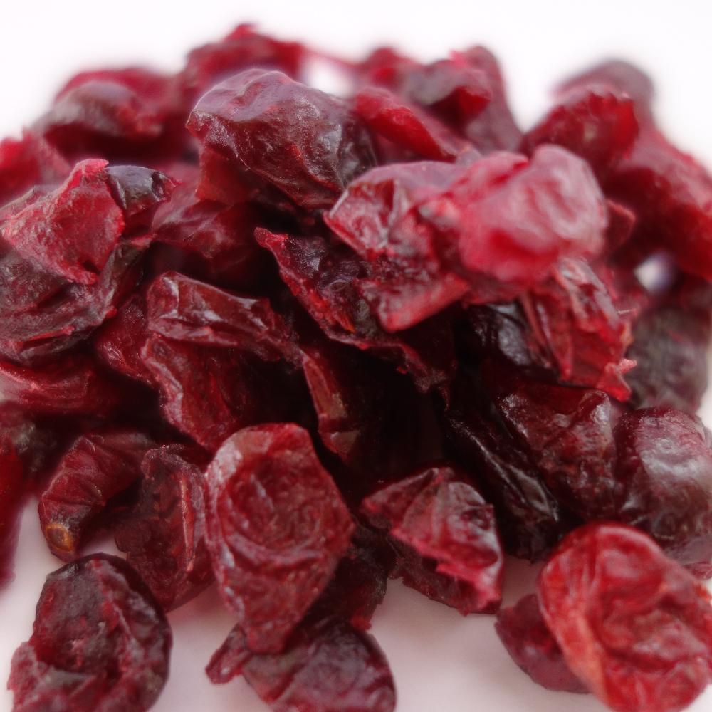 Cranberry partido deshidratado 1 Kg