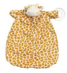 Tuto con mordedor jirafa