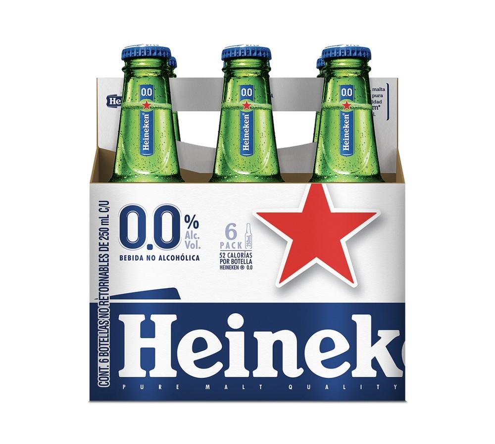 Cerveza sin alcohol 0.0