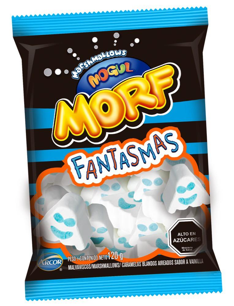 Malvaviscos Mogul Morf fantasmas