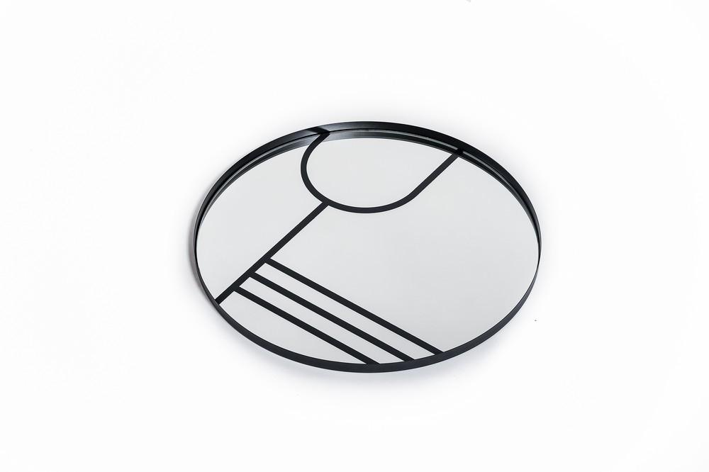 Espejo oleg 01 55 cm de diámetro