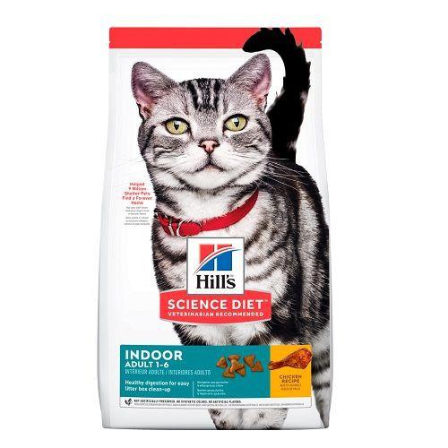 Gato indoor adulto de 1-6 de 1.58kg