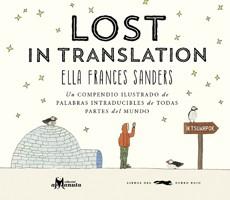 Lost In Translation Tapa Dura, 112 páginas