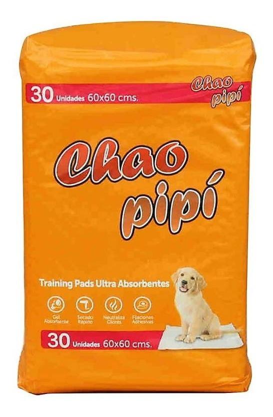 30 pads entrenamientos ultra absorbentes 30 unidades