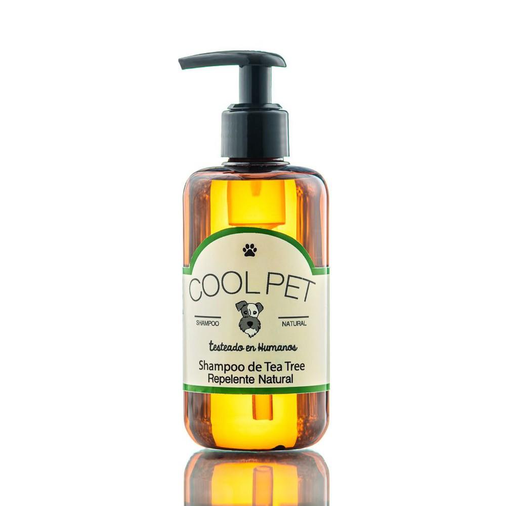 Shampoo Pulgas y Garrapatas para perros