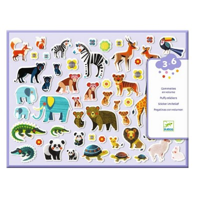 Stickers relieve mamas e hijos 100 pz paquete 31 x 23 cm