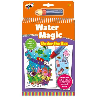 Cuaderno magico en el mar 21 x 14,8 cm