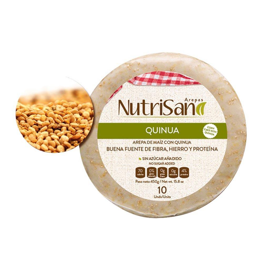 Arepas quinua