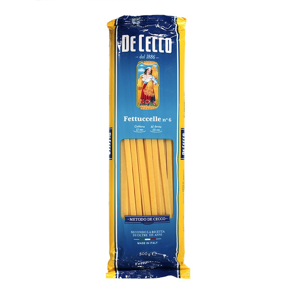 Pasta De Cecco Fettuccelle