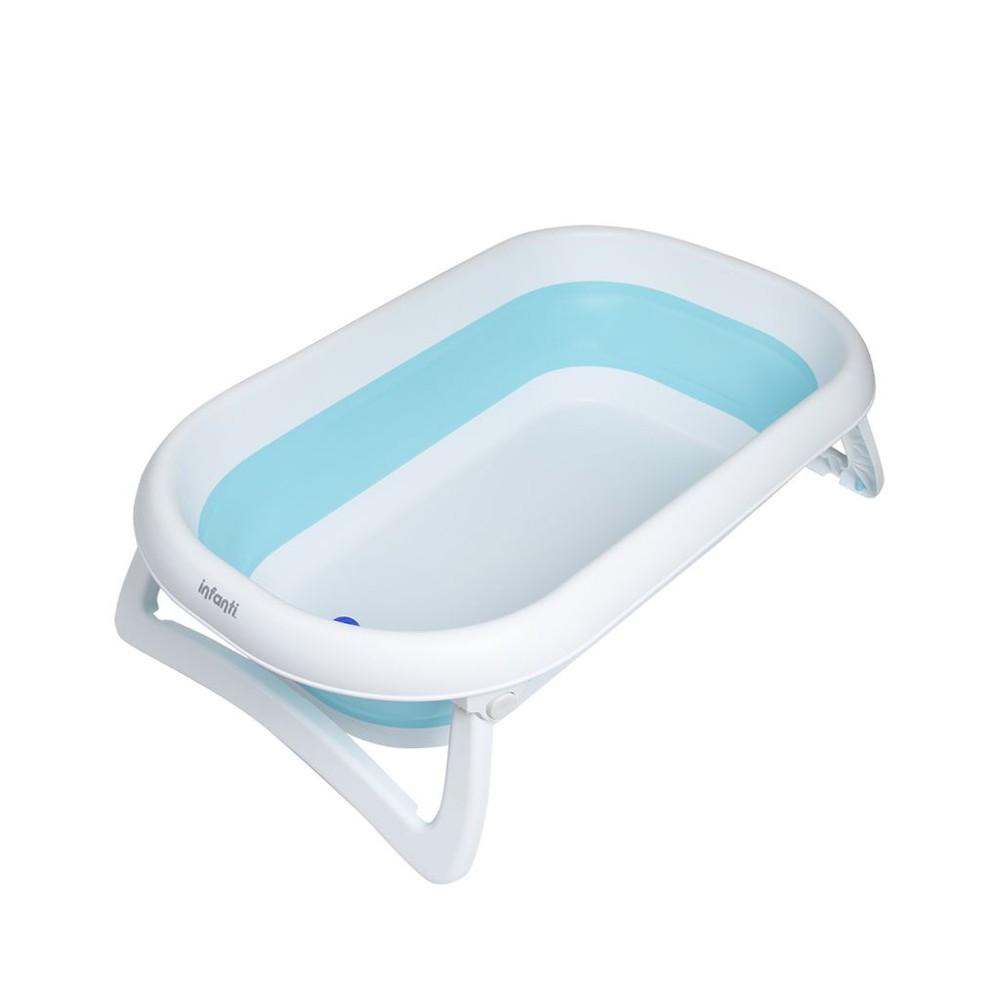 Bañera plegable flexi azul Caja