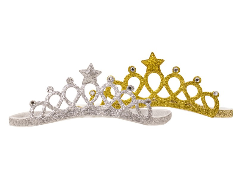 Corona elasticada 1 Unidad