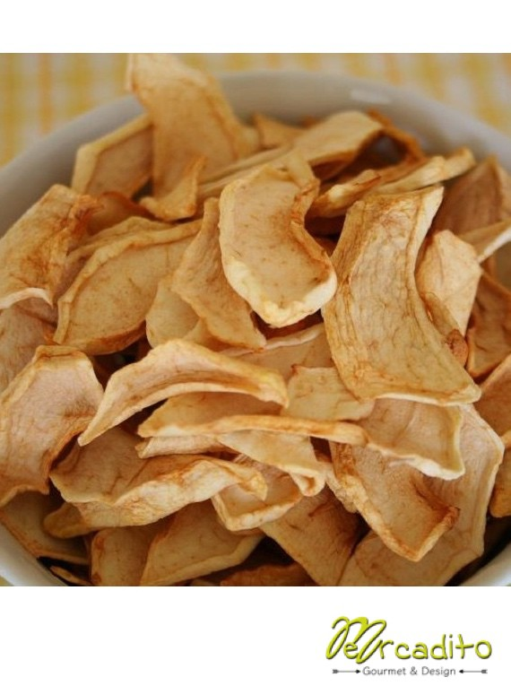 Manzana Chip Tostada Bolsa 250 grs