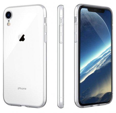 Carcasa transparente iphone xr 1 Carcasa de Silicona