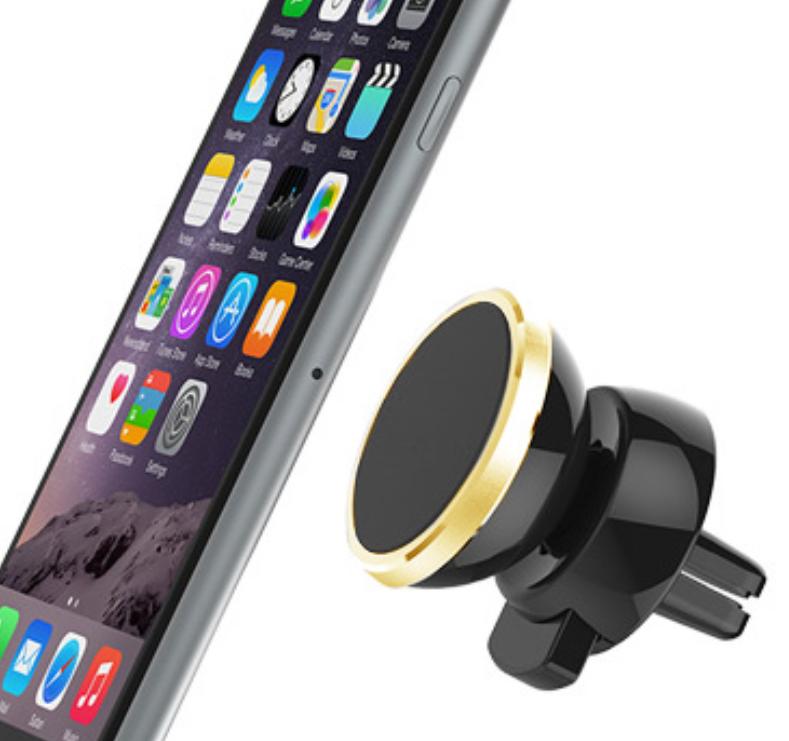 Soporte celular con imán Diámetro 3.5 cm largo 5 cm