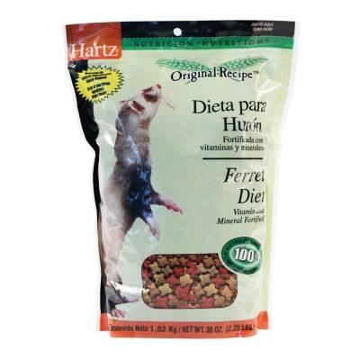 Alimento para hurón ferret diet 1 kg