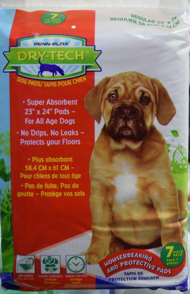 Sabanillas super absorbentes 7 unidades