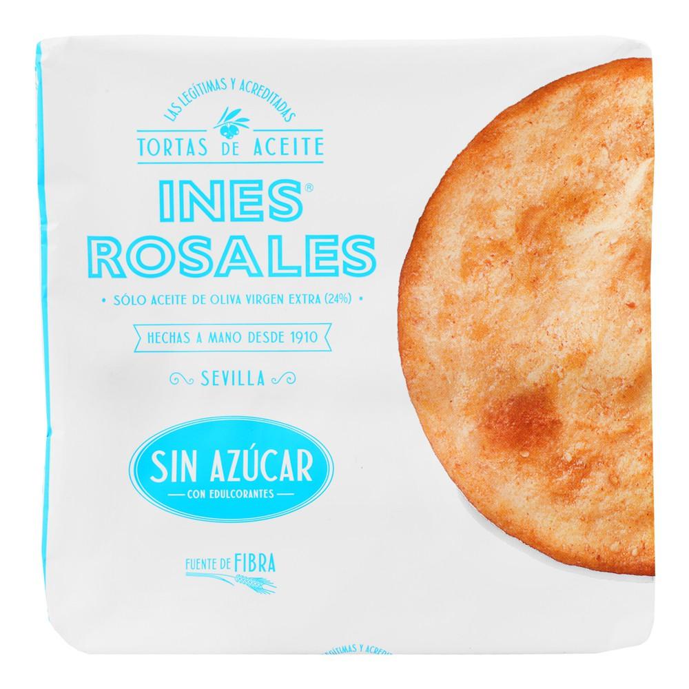 Torta De Aceite Sin Azucar Ines Rosales 150 Grs A Domicilio Cornershop Mexico