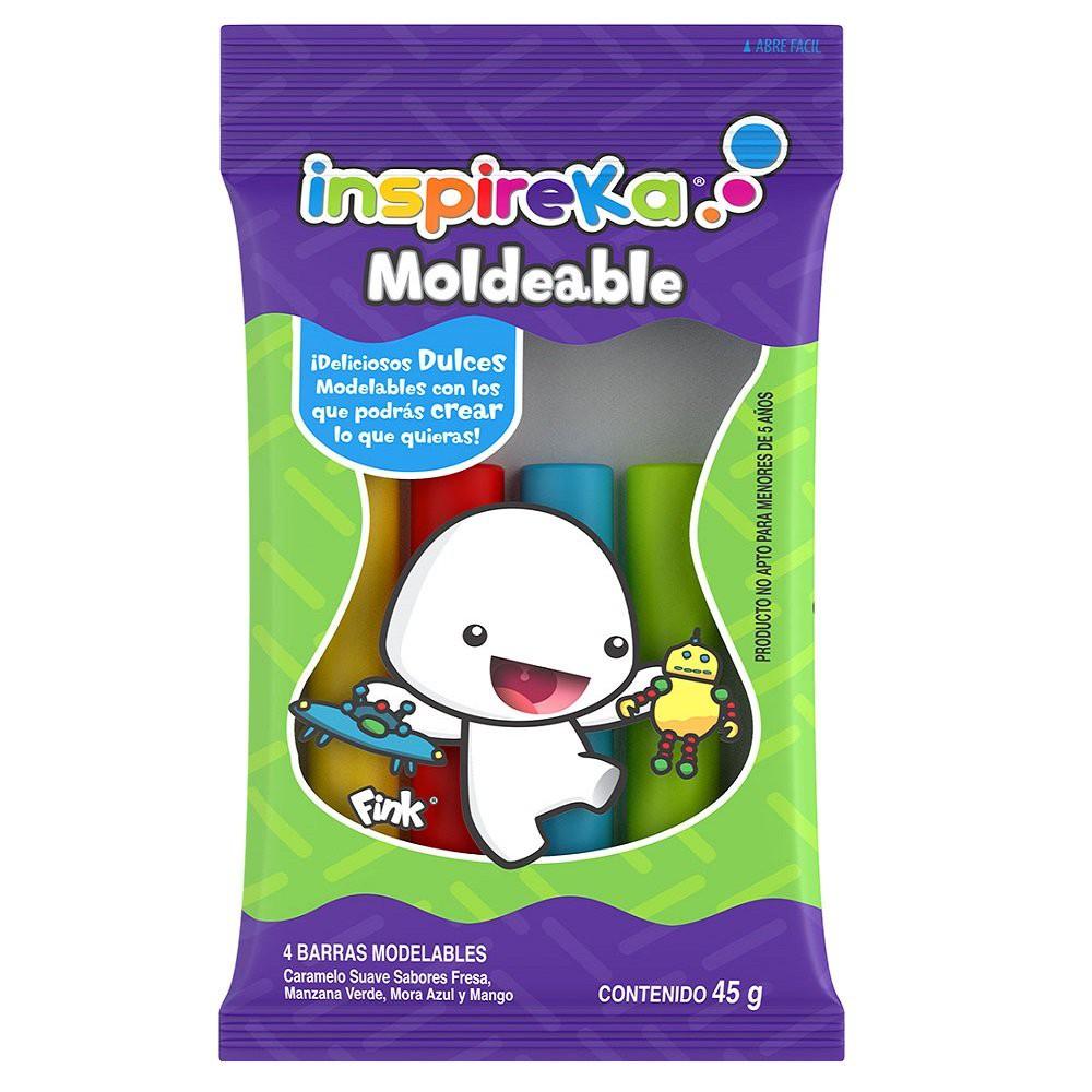 Caramelo suave moldeable