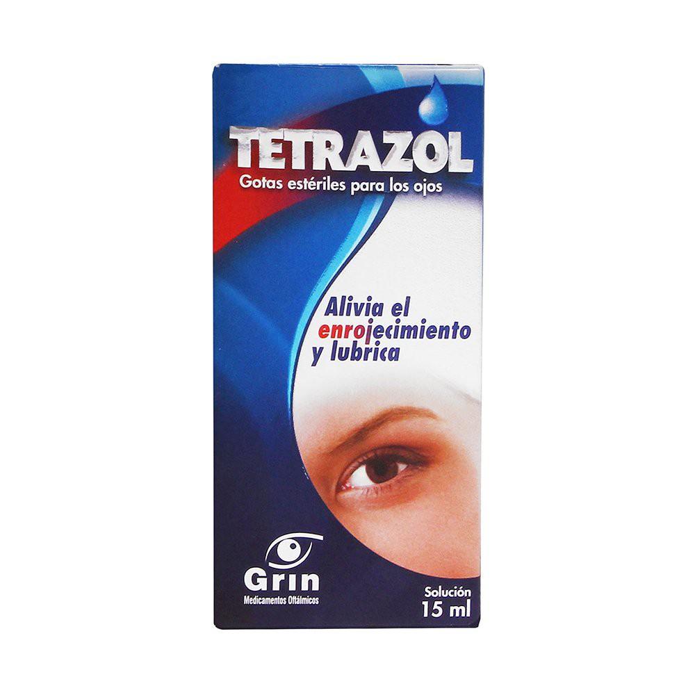 Tetrazol gotas oftálmicas