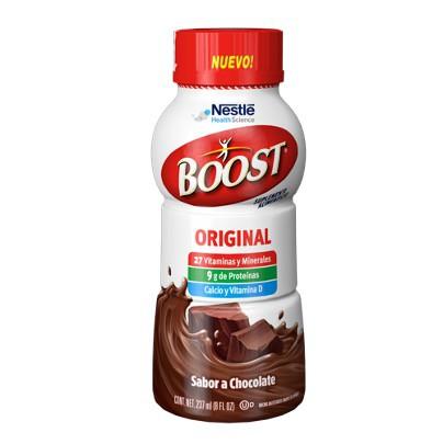 Boost original chocolate