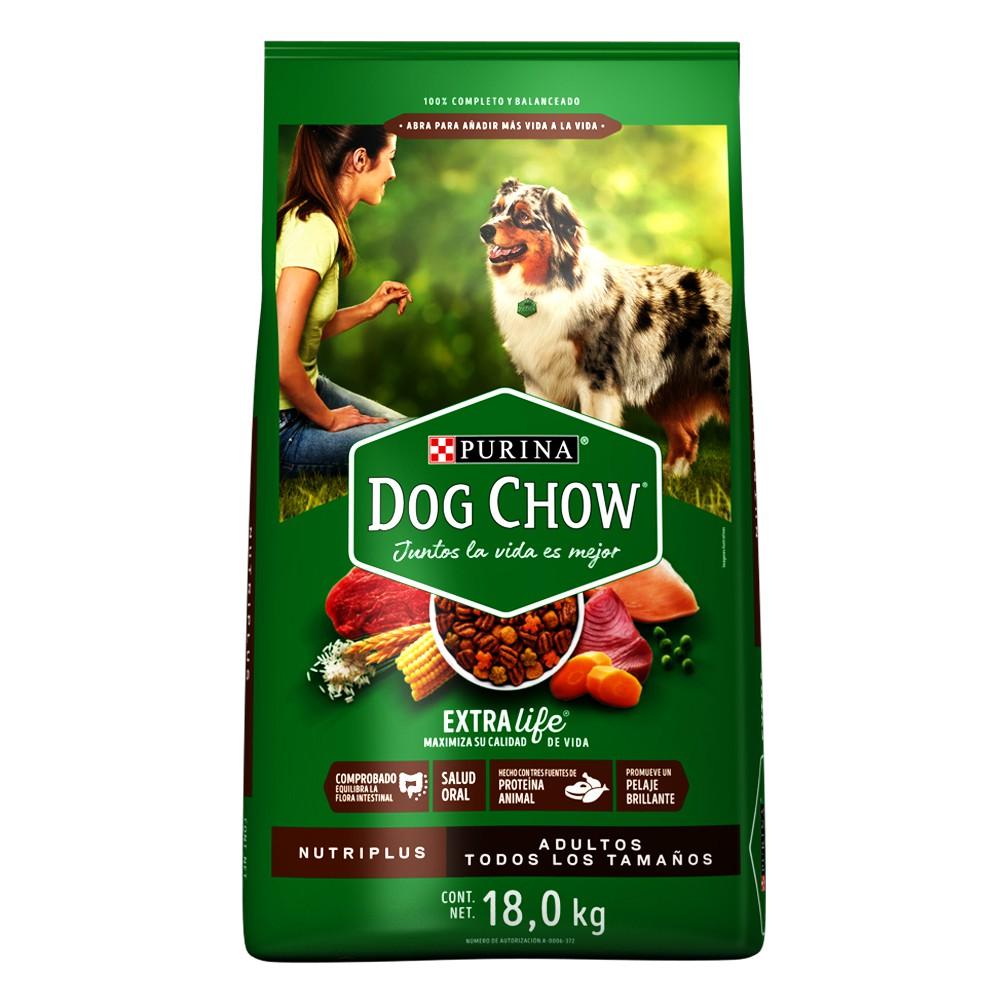 Alimento seco para perros adultos todos los tamaños