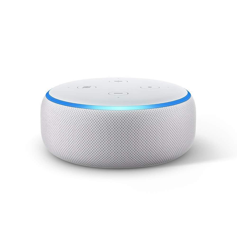 Alexa echo dot (3ra generación) white 10,5 x 10 x 10,5 cm