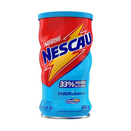Achocolatado em pó 33% menos açúcares Nescau