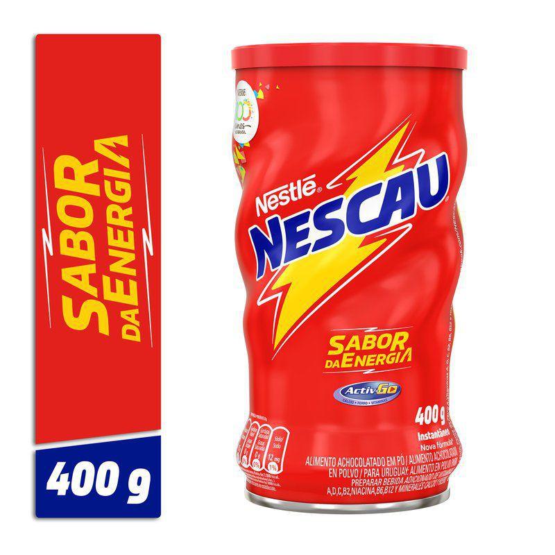 Achocolatado em pó Nescau 2.0