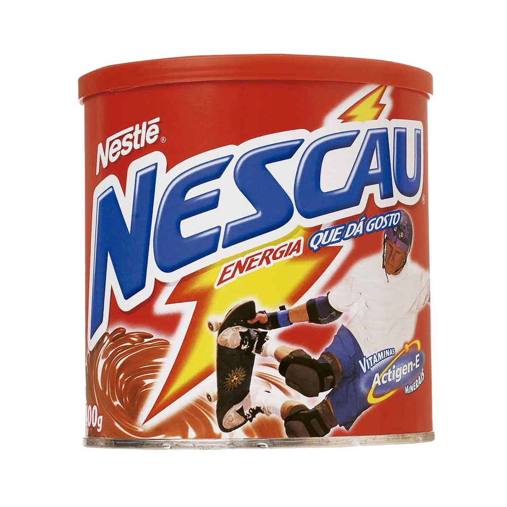 Achocolatado em pó Nescau
