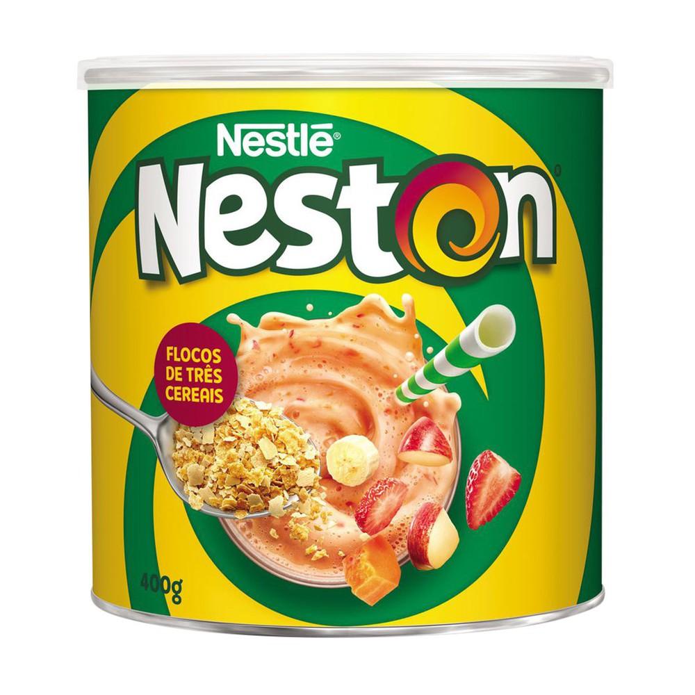 Flocos de três cerais Neston
