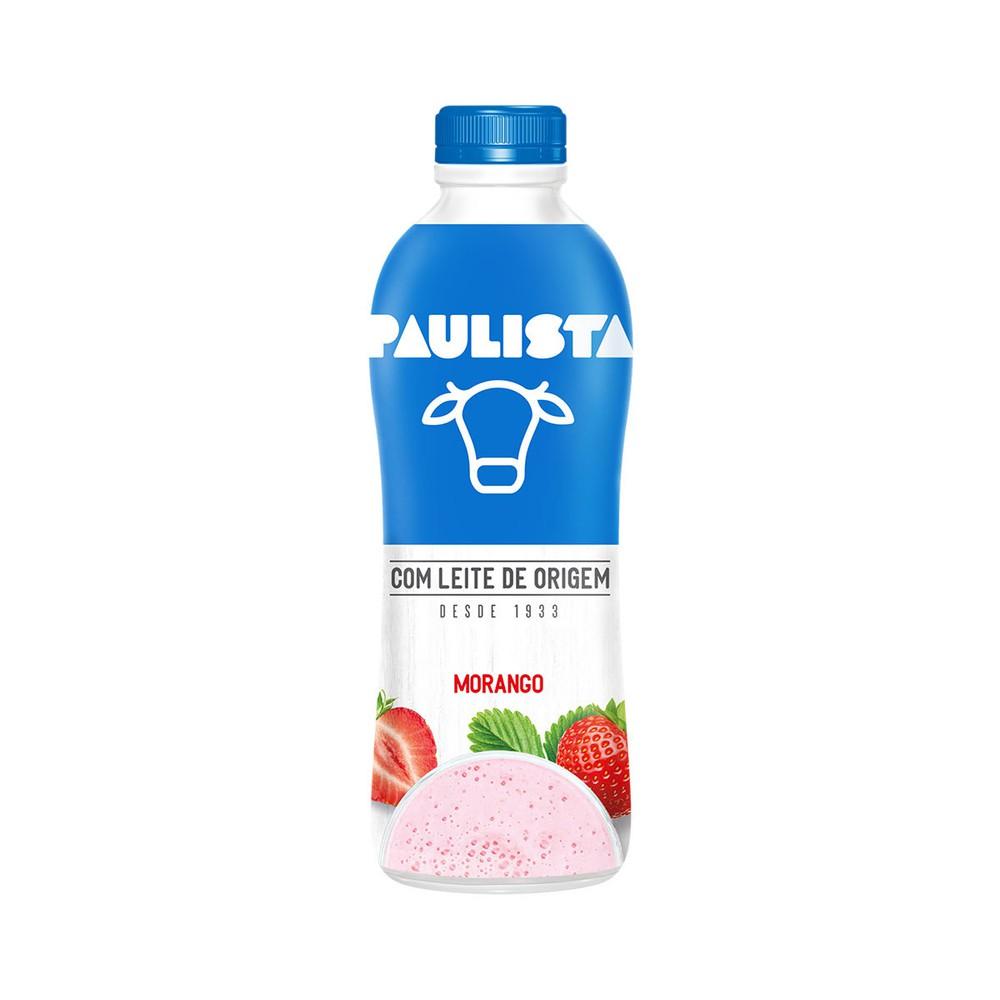 Iogurte integral morango