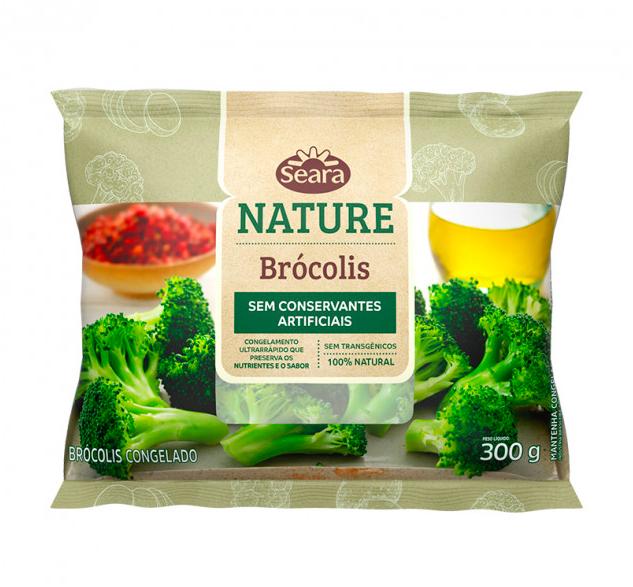 Brócolis florete Nature congelado