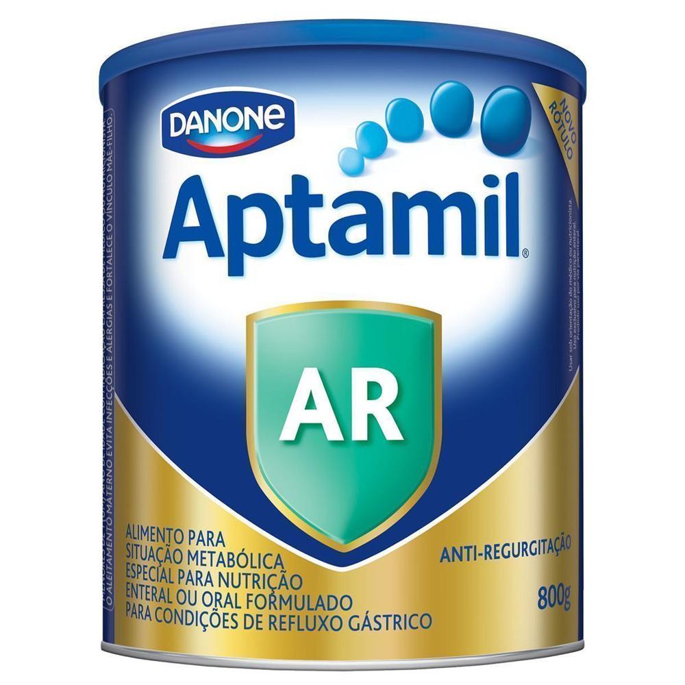 Composto alimentar Aptamil Ar
