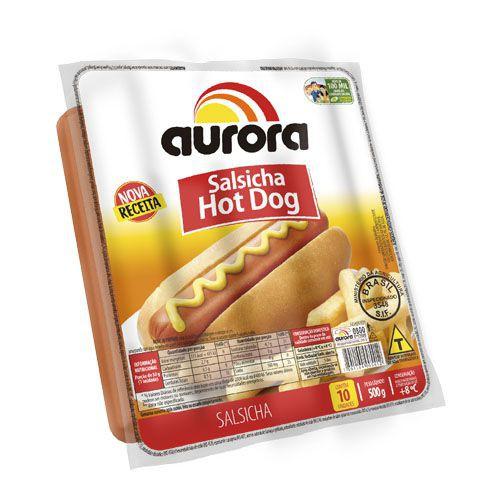 Salsicha hot dog
