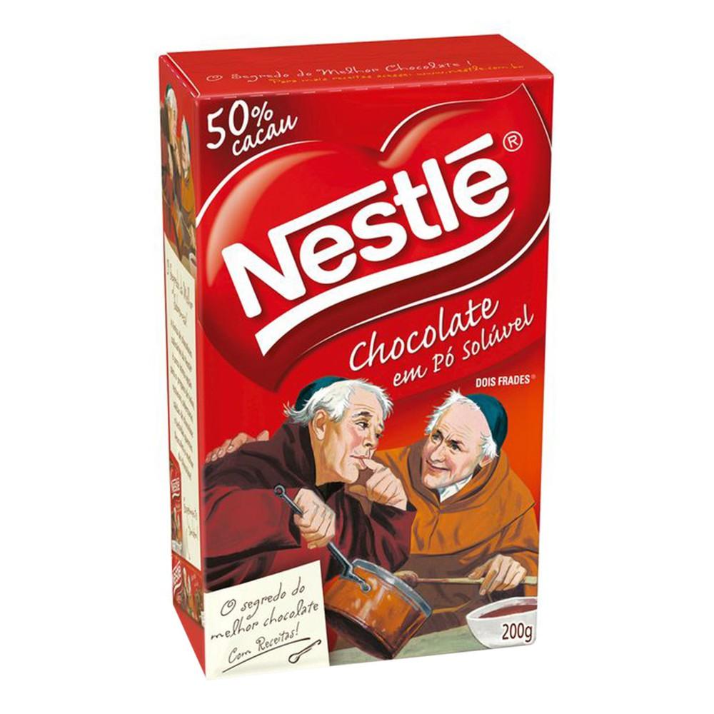 Achocolatado em Po Chocolate
