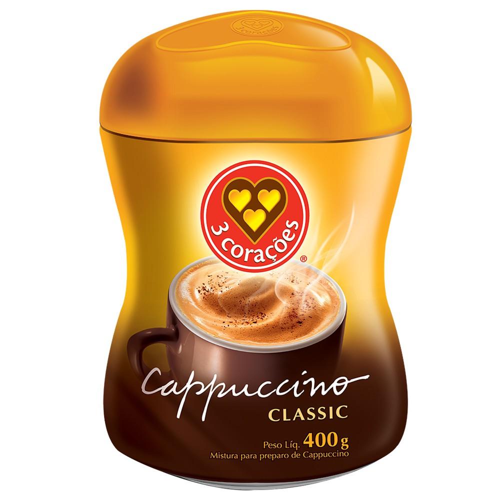 Cappuccino em pó classic