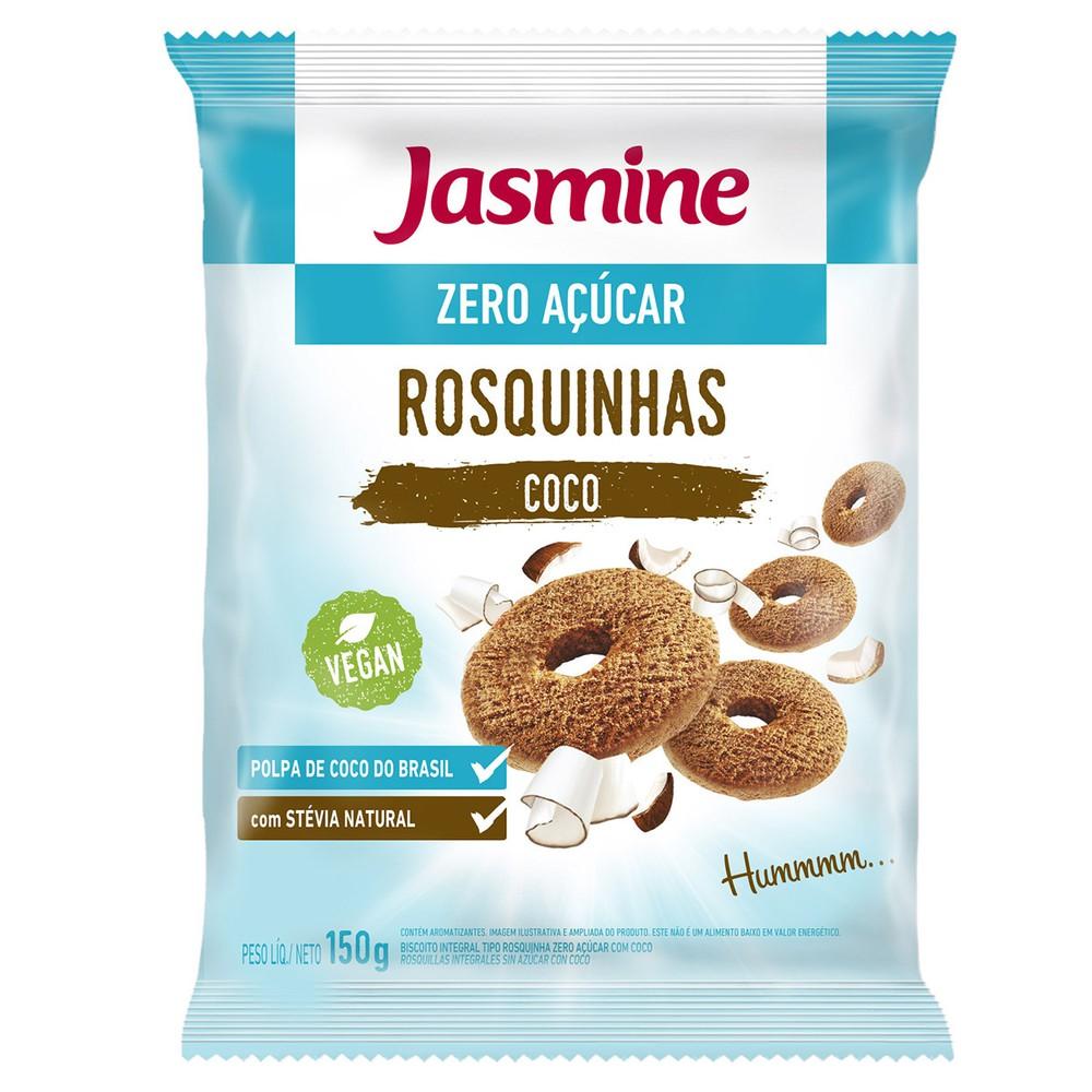 Rosquinha zero açúcar coco