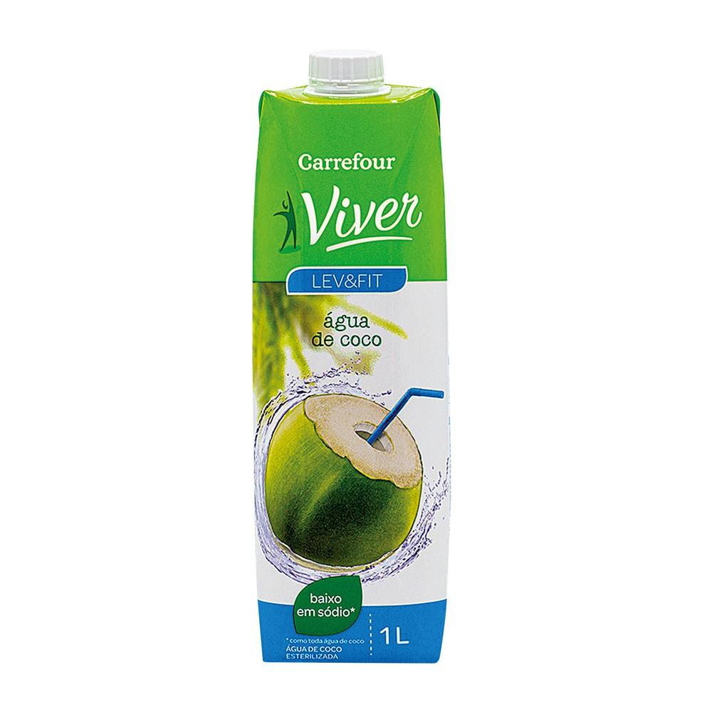 Água de coco Viver