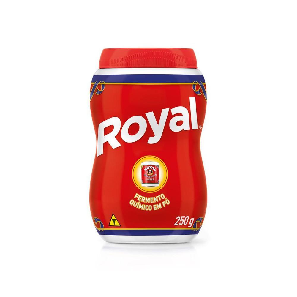 Fermento em Po Royal 250g