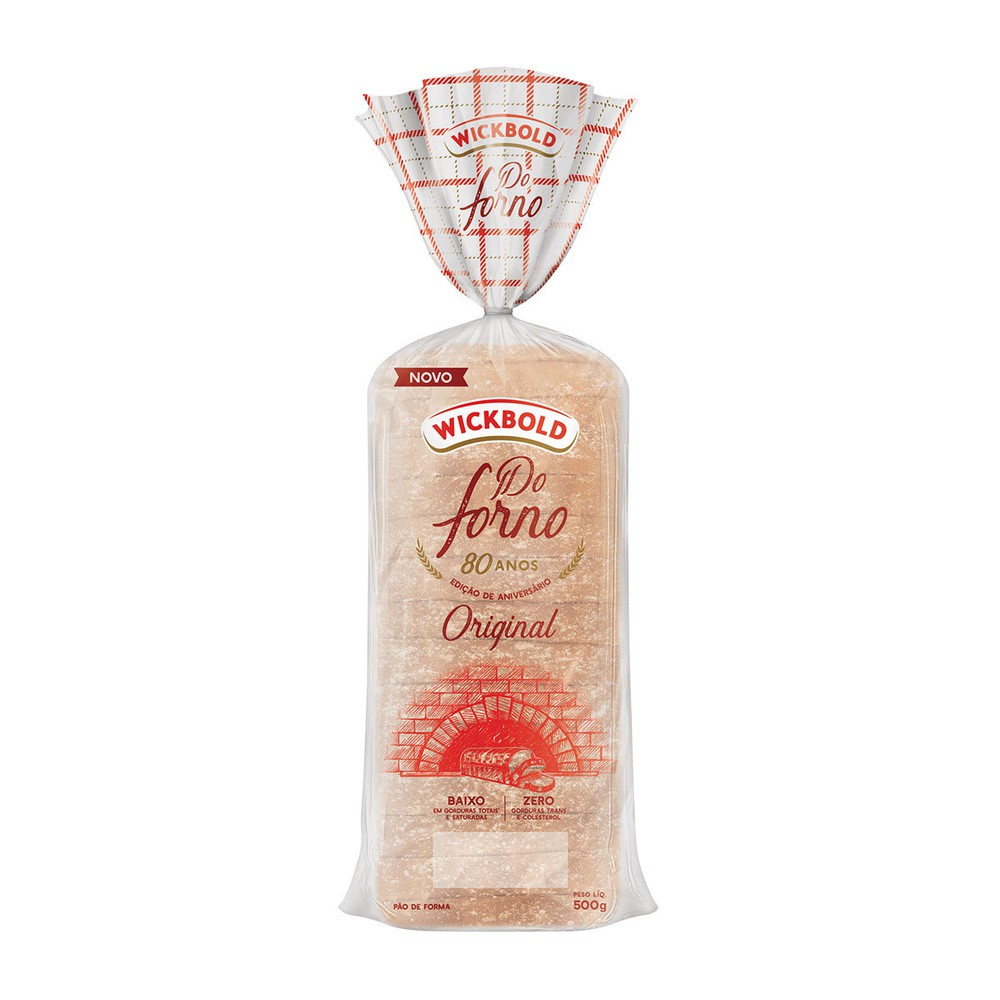 Pão de forma Do Forno