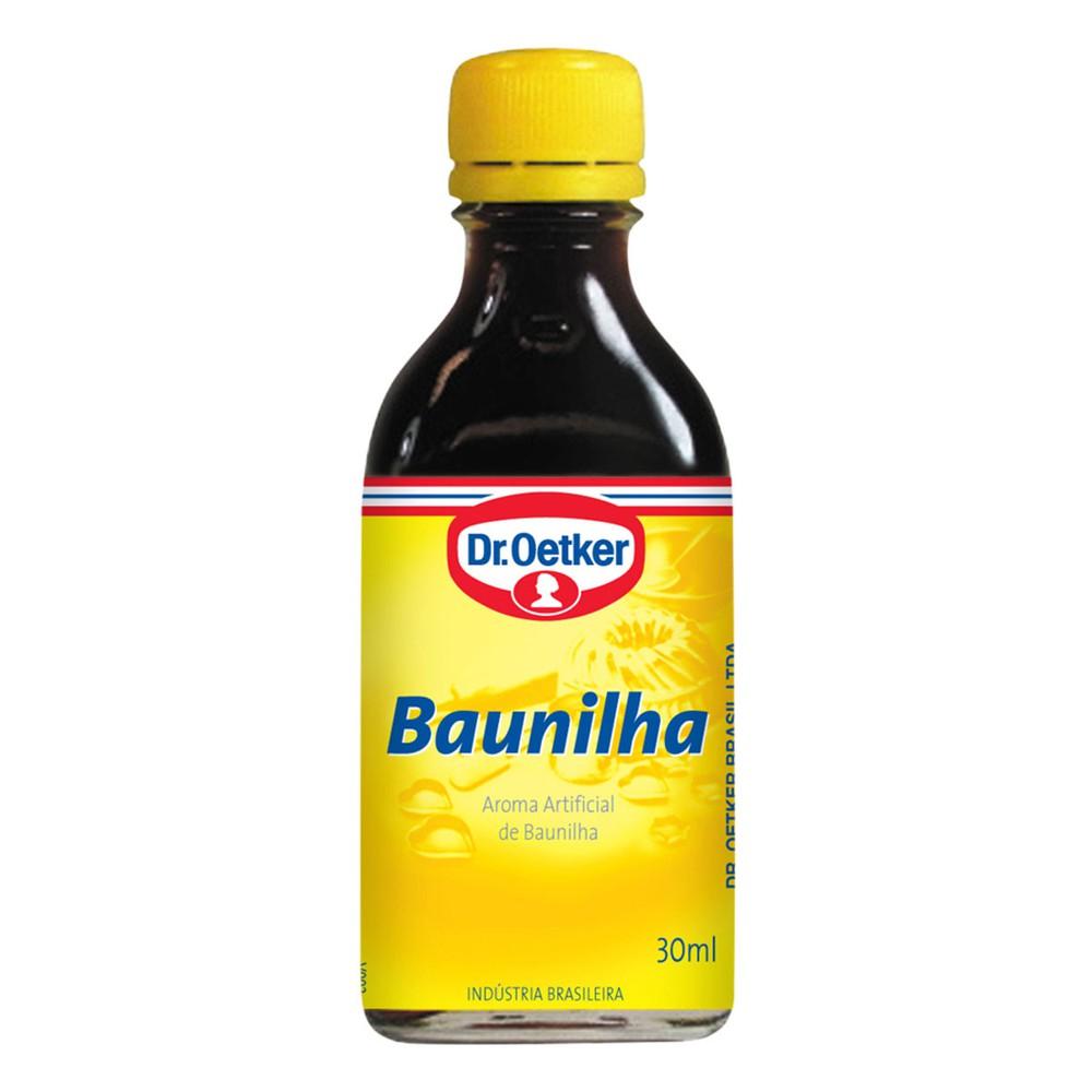 Essencia de Baunilha Dr. Oetker 30ml