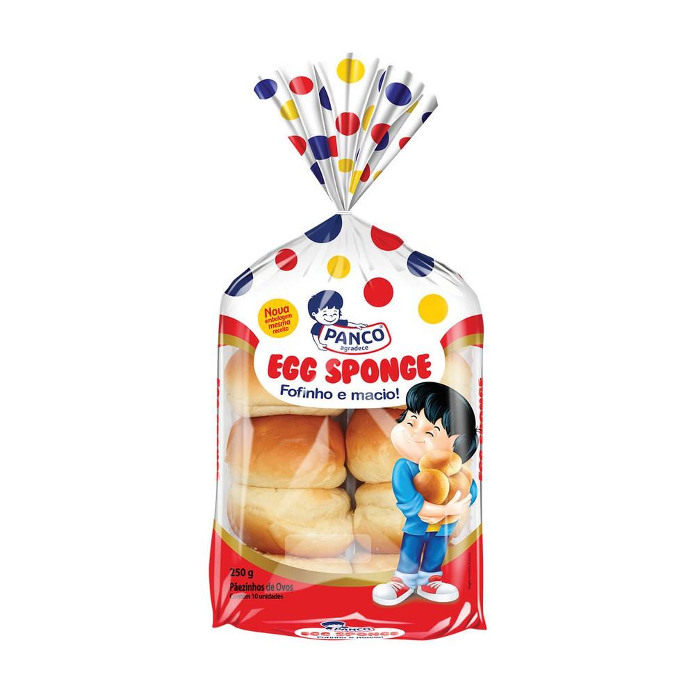 Pão egg sponge