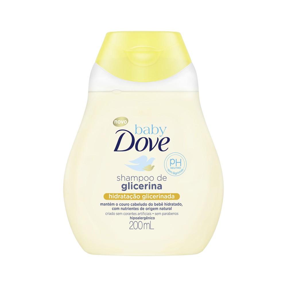 Shampoo infantil baby hidratação glicerinada