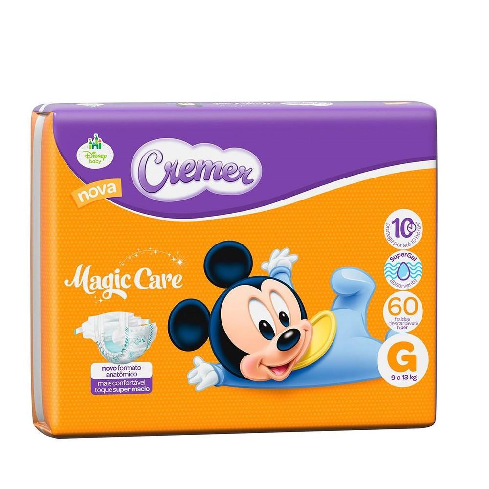 Fralda Disney baby magic care G