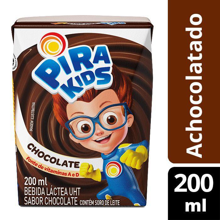 Achocolatado Pirakids