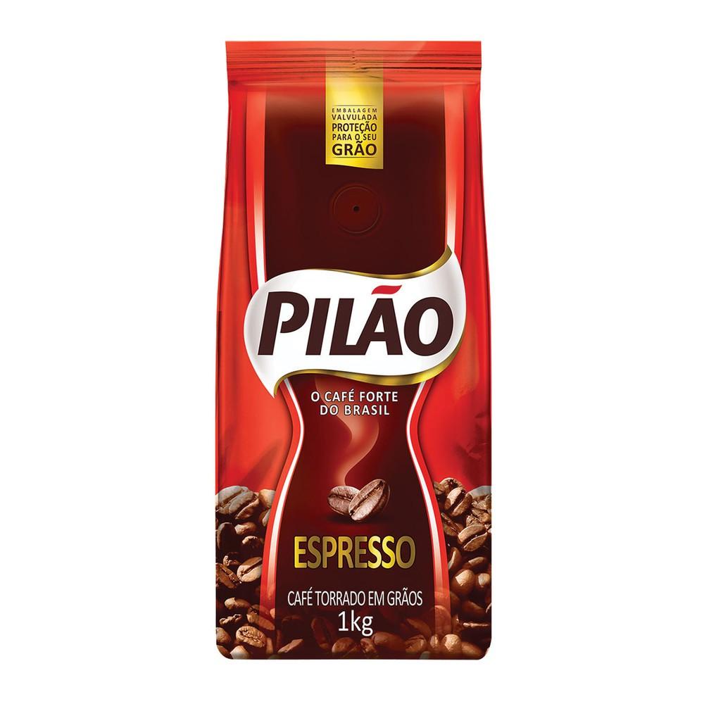 Café torrado em grãos espresso