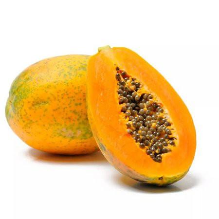 Mamão papaya fresco